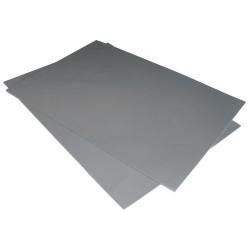 Guma na laser - pečiatková, sivá (21 x 30 cm)