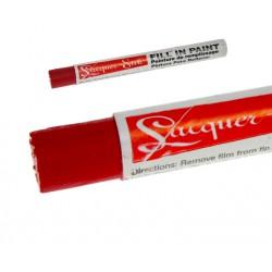 Vyfarbovacia ceruzka - červená