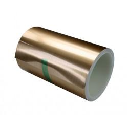Brushed Gold - laserová fólia