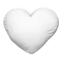 Vankúšová výplň - srdce