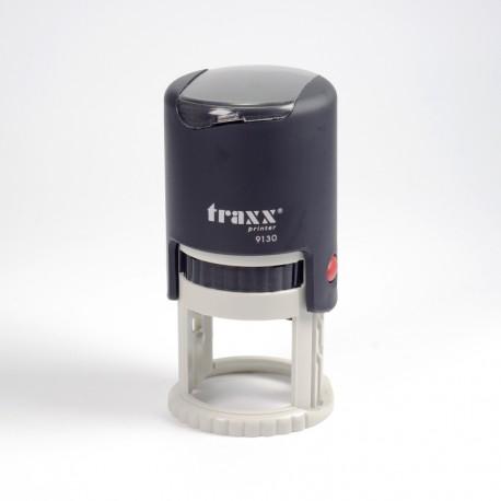 Traxx 9130 - kit s čiernou poduškou (okrúhla 30mm)