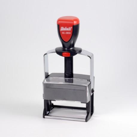 HC-2859 - dátumovník (28 mm x 59 mm)