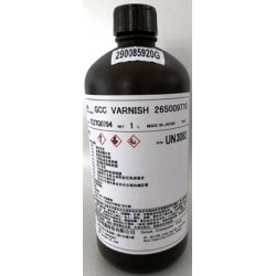 Atrament GCC JF 240 UV - varnish 1000 ml