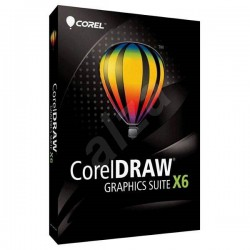 Corel Draw Graphics Suite X6 ENG