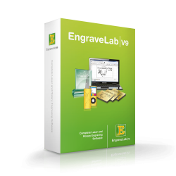 Engravelab V9 PhotoLaser Plus EPILOG EDITION