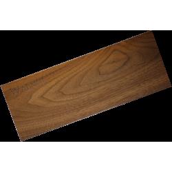 Doštička Dyha -Orech MDF obojstranne dýhované 3,9mm