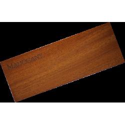 Doštička Masív - Africký mahagón (3,175 mm)