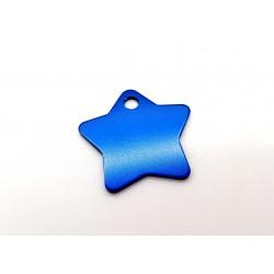 Hviezda - modrá (MEDIUM)