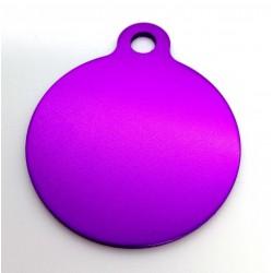 Krúžok - fialový (BIG)