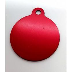 Krúžok - červený (BIG)