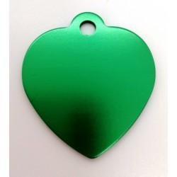 Srdiečko - zelené (BIG)