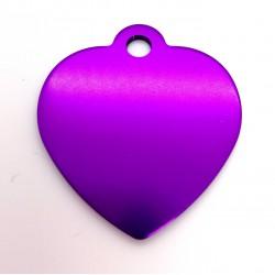 Srdiečko - fialové (BIG)