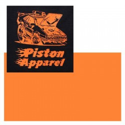 LaserFlex PU fólia - oranžová