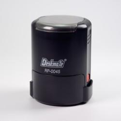 "DESKMATE RP-0045 - okrúhla (45 mm"") kit s modrou poduškou"