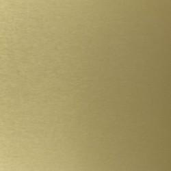 Anodized Aluminium 2028-1 - Satin Gold (0,5mm) eloxovaný Al