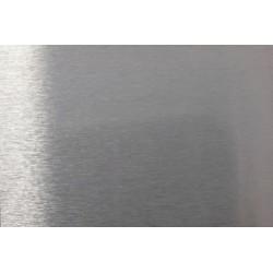 Sublimačný plech - strieborný saténový