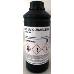 Atrament GCC JF 240 UV - cyan 1000 ml