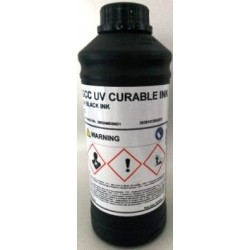 Atrament GCC JF 240 UV - black 1000 ml