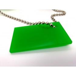 Plexiglas GS 3 - zelená