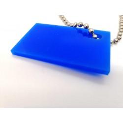Plexiglas GS 3 - modrá