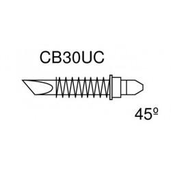 Graphtec plotrový nôž 45°, priemer 3 mm (vlnitá lepenka)