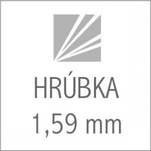 HRÚBKA 1,59 mm